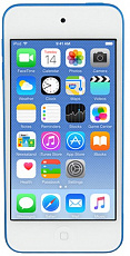 Плеер Apple iPod Touch 6 64Gb (Blue)
