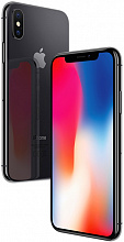 Телефон Apple iPhone X 64Gb A1901 (Space Gray)