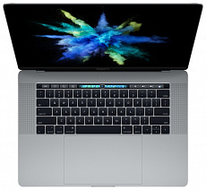 "Ноутбук Apple MacBook Pro 15"" MPTR2 Core i7 2,8 Ghz, 16 ГБ, 256 ГБ SSD, Radeon Pro 555, Retina, Touch Bar (Space Gray)"