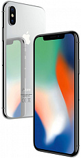 Телефон Apple iPhone X 256Gb A1901 (Silver)